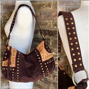 Wilsons Leather Hobo Shoulder Bag